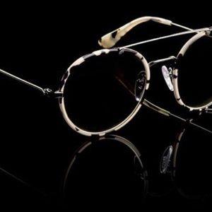 Prada Round Aviator Tortoise Sunglasses SPR 53P
